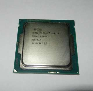 i5 4570 (Fixed price)
