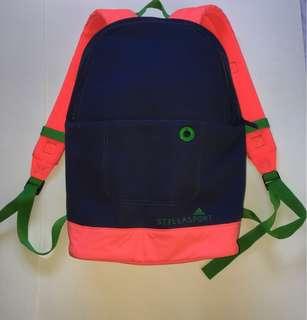 Stella McCartney X adidas backpack