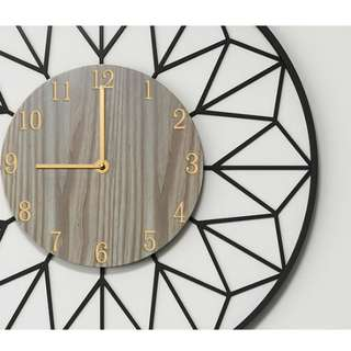 Modern Element Wall Clock