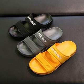 🚚 New balance防水拖鞋