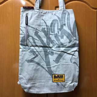 Acupuncture x bloc28 artist series by Disney tote bag