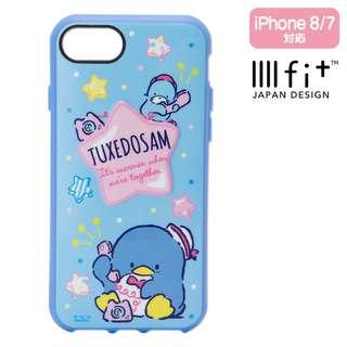 Sanrio 日本正版 Tuxedo Sam 企鵝 iphone8/7 手機殼 軟殼 (IIIIfi+)