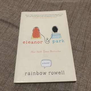 Eleanor & Park by Rainbow Rowell (Soft bound)