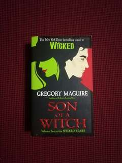 Son of a Witch (Wicked book 2)