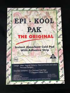 Epi-Kool Cold Pad for Post Delivery
