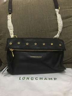 Original Longchamp paris rocks crossbody
