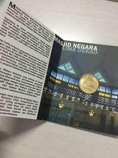 Jubli Emas Masjid Negara