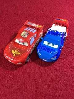 Cars Die Cast Toys with Car headrest