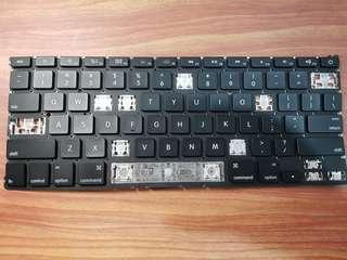 """Macbook Air 13"""" Keyboard Replacement Keys"""
