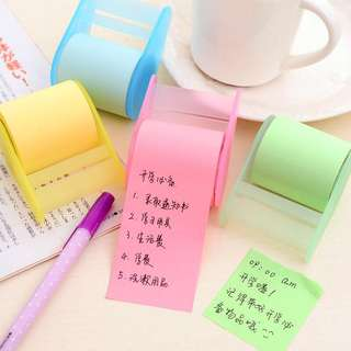 Post It Note Roller