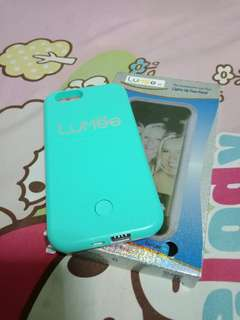 Iphone 6G/S - Mint Green Lumee Case