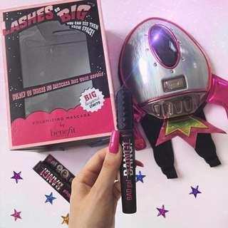 Limited Edition Benefit Bad Gal BANG Mascara and Spaceship Backpack!