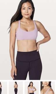 Lululemon free to be bra size 6 BNWT