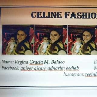 Celine Fashion Wear
