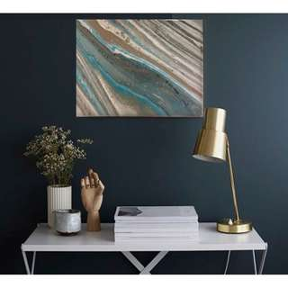 Abstract for Charity sales - meaningful ART gifting