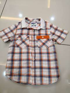 Mothercare Kid Shirt (5-6t)