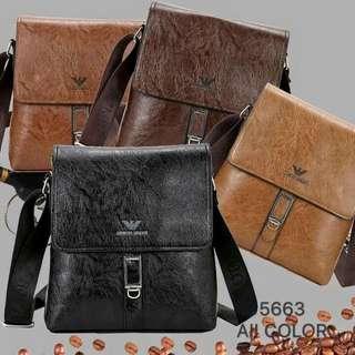 Lacoste sling bag for unisex