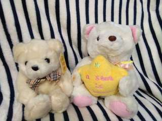 2 Teddy Bear for 150