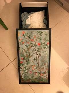 Gucci 鞋盒