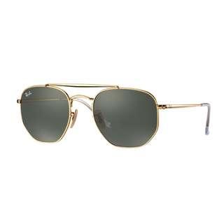 *半價* Ray-Ban RB3648 金x綠色六角型太陽眼鏡 原價$1,450
