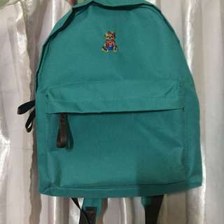 New Miniso Backpack Bag Ready Tosca