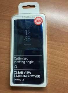 🚚 三星s8智慧手機殼