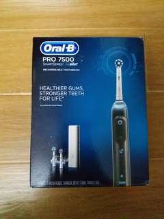Oral-B 電動牙刷pro7500