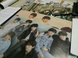 [WTS] BTS OFFICIAL POSTERS