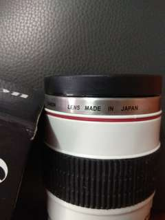 CANON 镜頭水壺杯made in japan