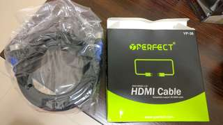 HDMI CABLE級