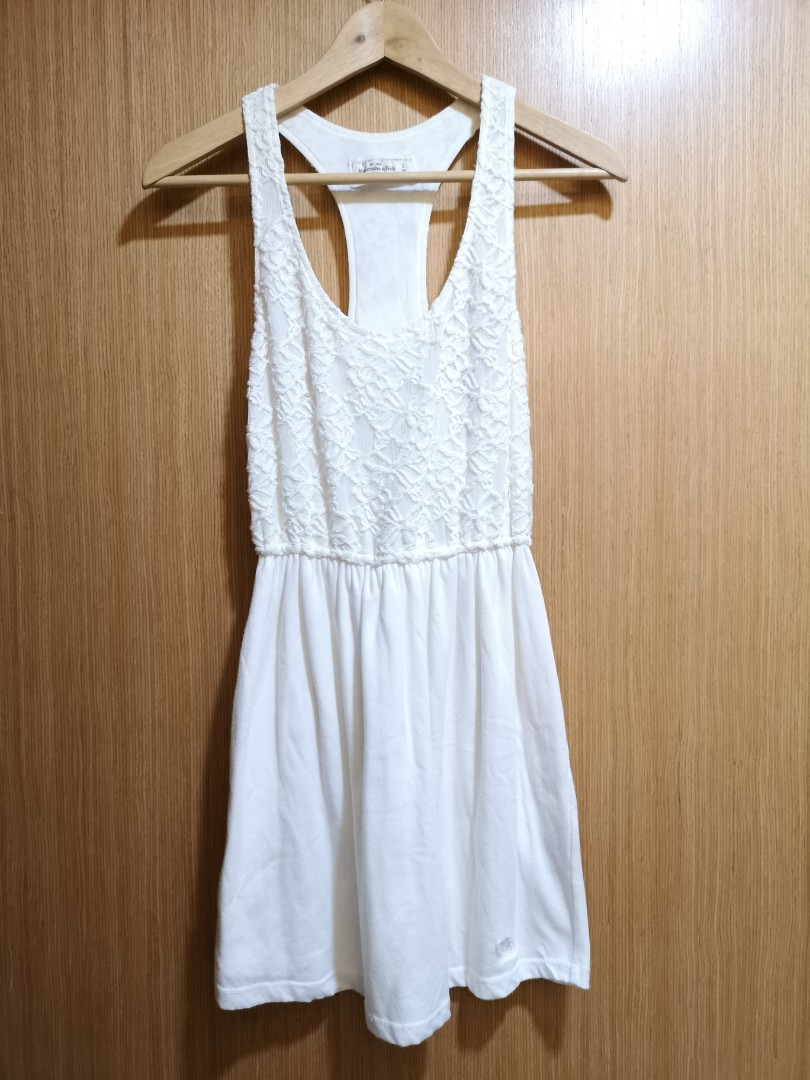 f339bf9fa Abercrombie & Fitch Skater Dress, Women's Fashion, Clothes, Dresses ...