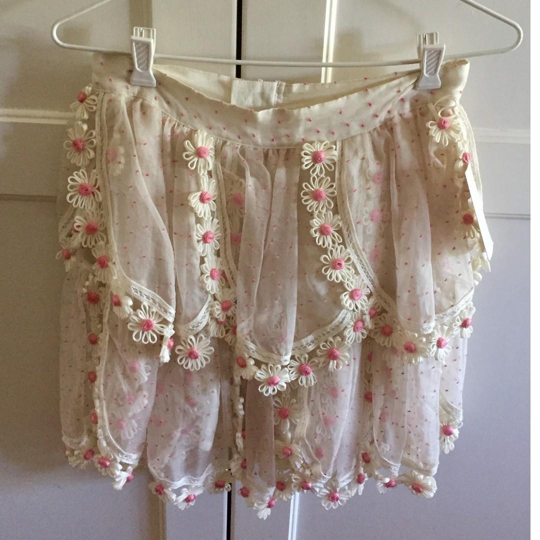 Alannah Hill sample skirt BNWT