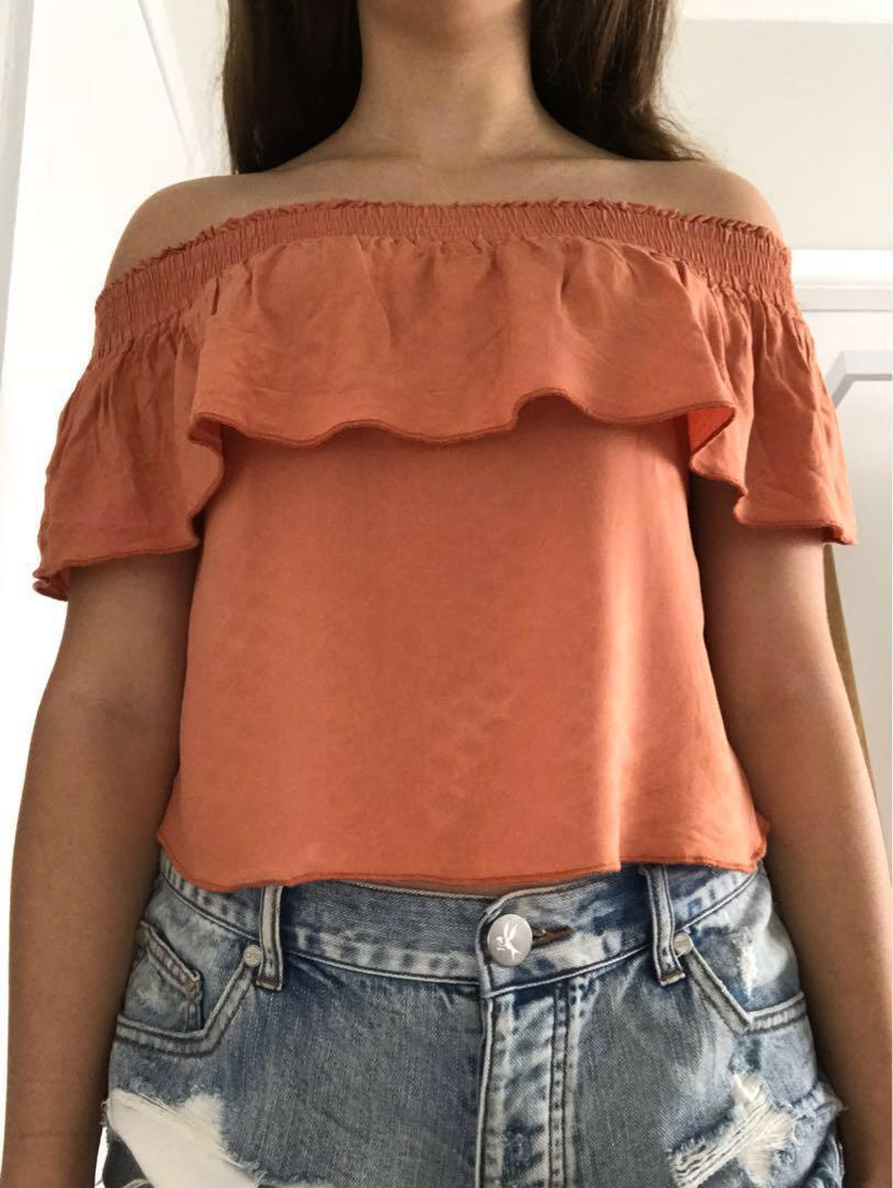 All about eve: off the shoulder