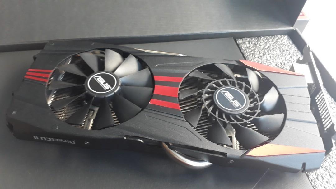 Asus Radeon R9 280X - DC2 - 3GD5, Electronics, Computer