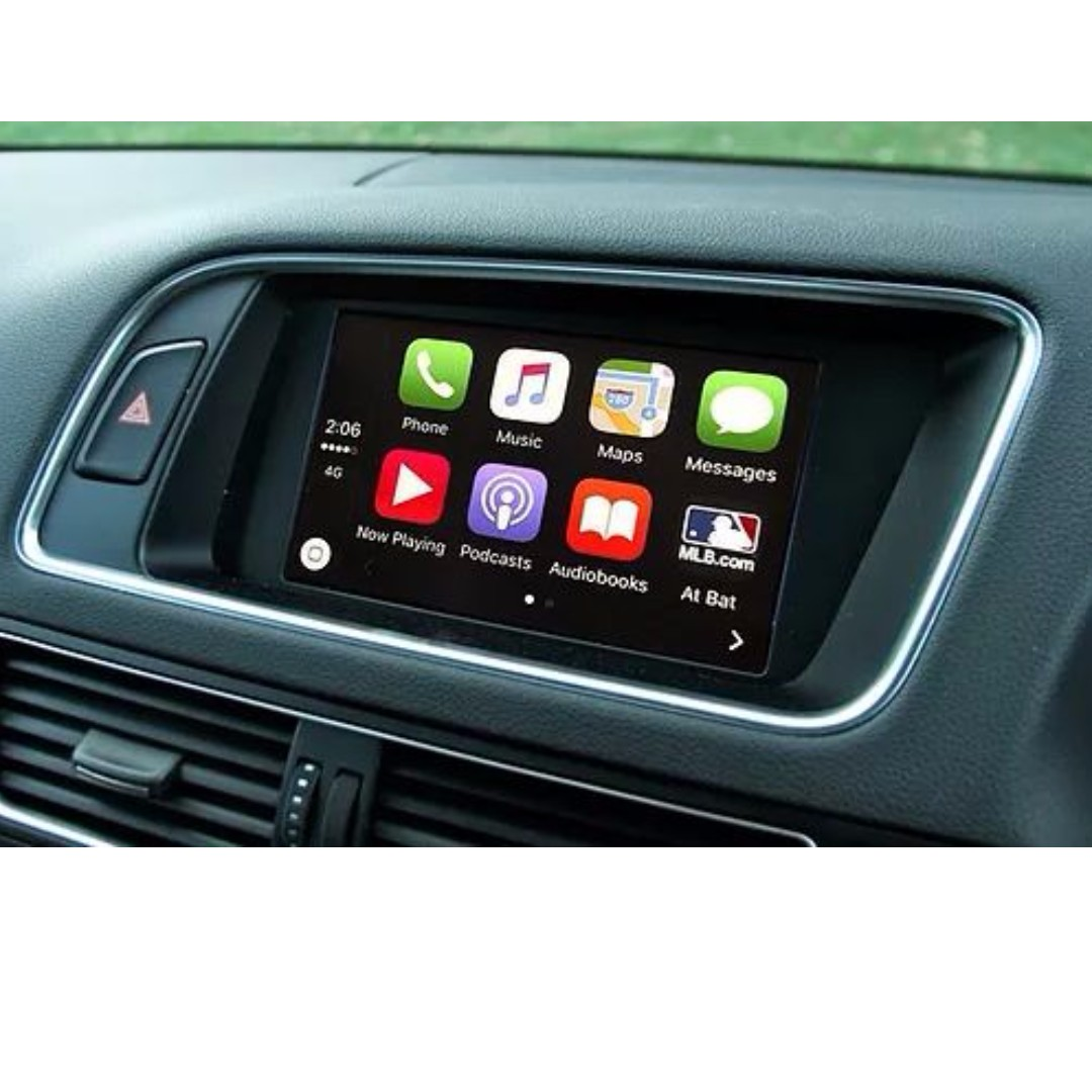 Audi Apple Carplay Retrofit Car Accessories Accessories On Carousell - Audi car play