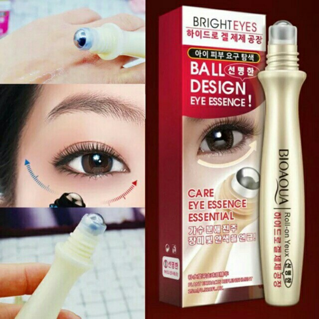 Philippines Bioaqua Brighteyes Eye Care Roll Ball Essence Plant Source · BIOAQUA BRIGHTEYES BALL DESIGN PENGHILANG MATA PANDA KANTUNG MATA 2411 Olshop ...