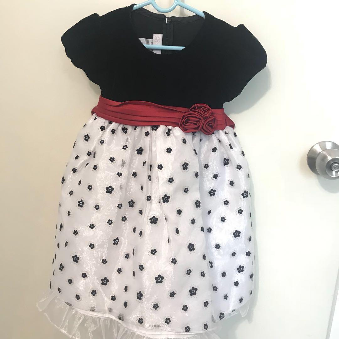 Bonnie Baby Dress