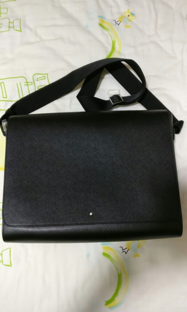 Brand new Mont Blanc Sartorial Messenger Bag, Luxury, Bags   Wallets, Sling  Bags on Carousell b25e70d213