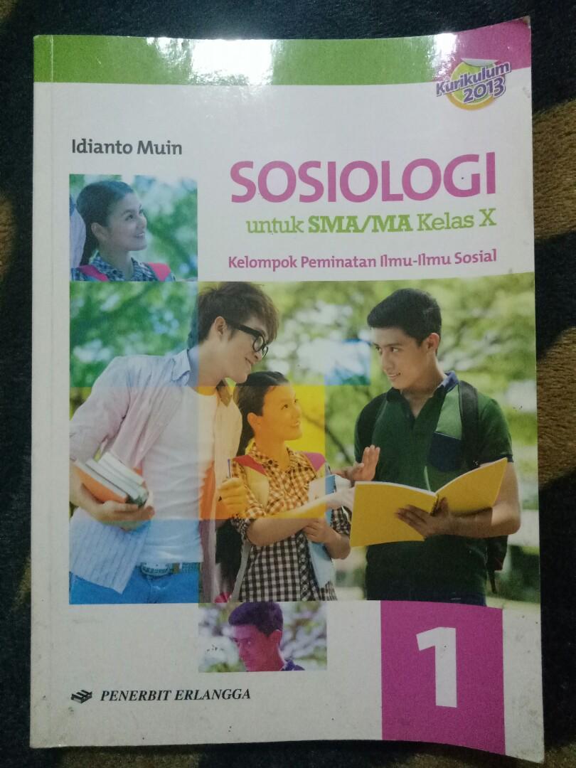 Sosiologi Kelas 10 Kurikulum 2013 Pdf Guru Galeri
