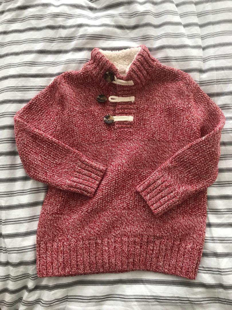 90676c38487d Cat   Jack sweater boys 3T
