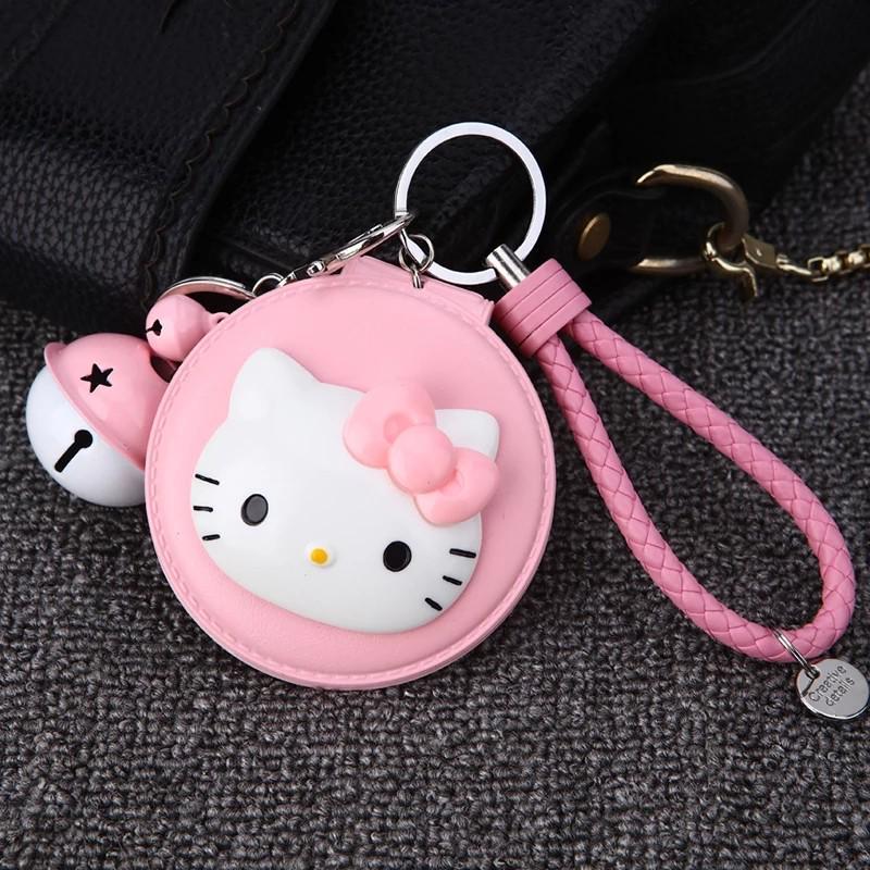 Car Keychain Key Rope Key Fob Cute Keyring Key Ring Purse Bag Pendant Key Chain