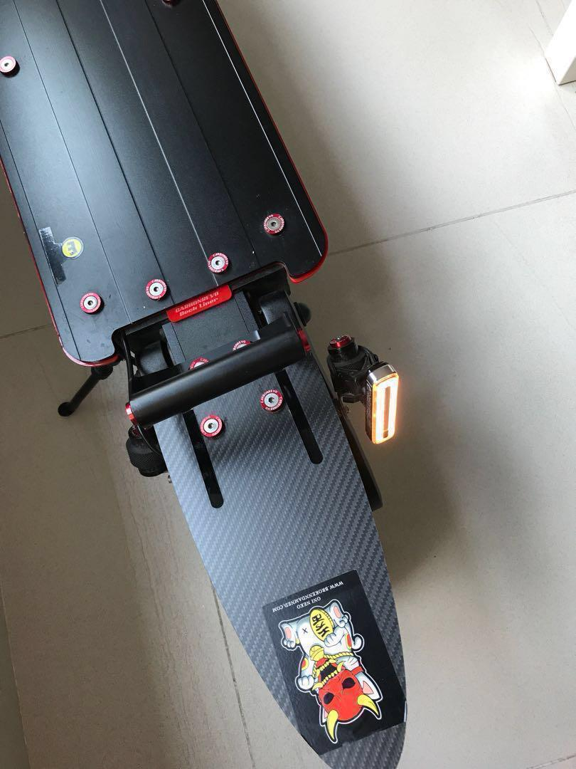 Dualtron 2 Limited ( OPEN FOR TRADE WITH SUV7 AND OLD RIFLE EBIKE)