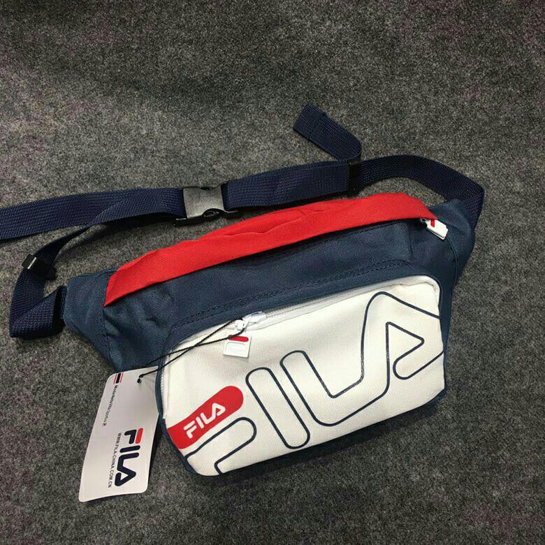 ce68ffa2725 FILA waist bag fanny pack belt bag, Men s Fashion, Bags   Wallets on ...