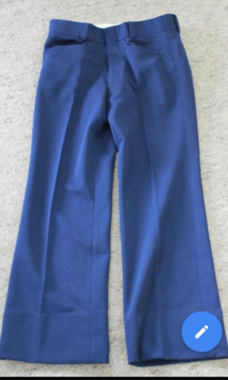 Flared Vintag pants