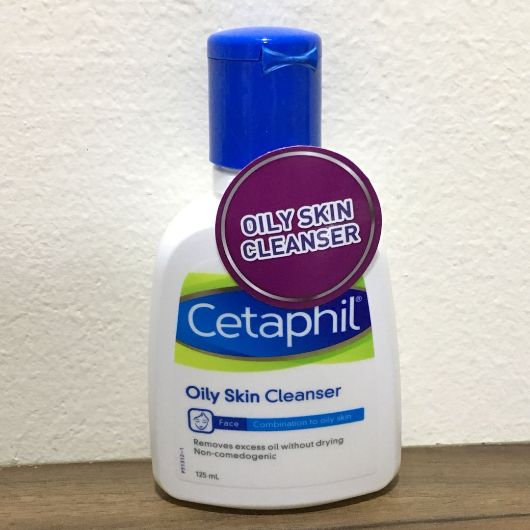 Free Postage Cetaphil Oily Skin Cleanser 125ml Health Beauty 125 Ml Bath Body On Carousell