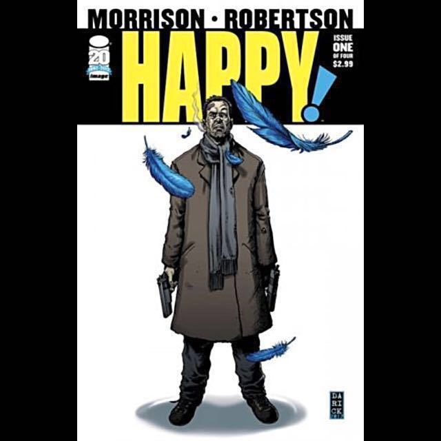 HAPPY! #1 (2012) First issue! SyFy TV Show Grant Morrisson