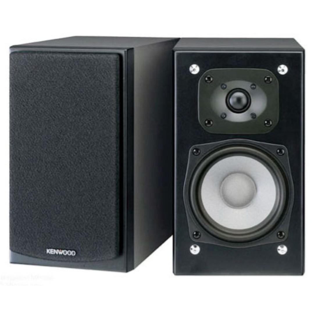 Kenwood LS-703 Mini HiFi Speaker For Sale