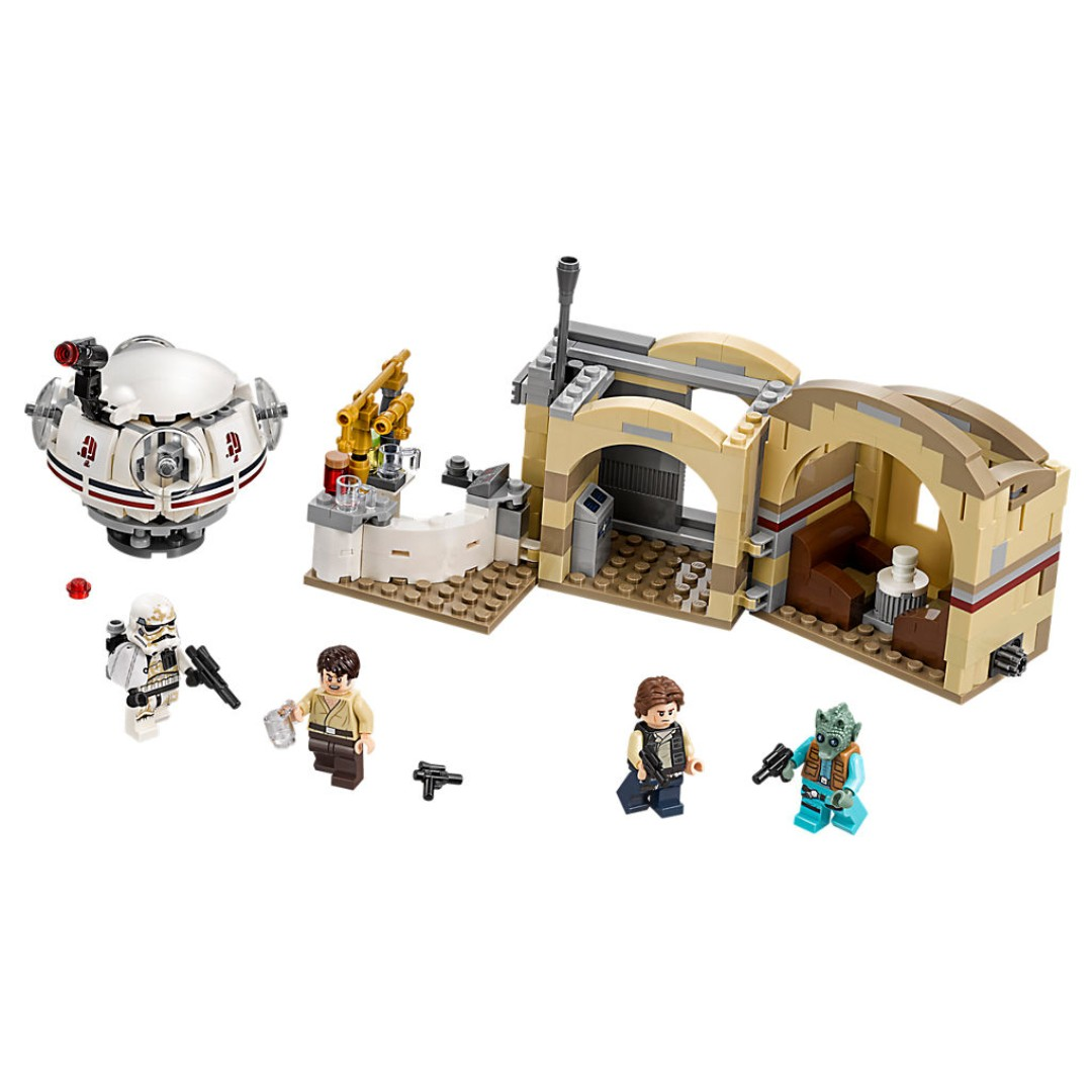NEW LEGO STAR WARS MOS EISLEY CANTINA CUSTOM PIRATE TRADER MINIFIGURE PACK