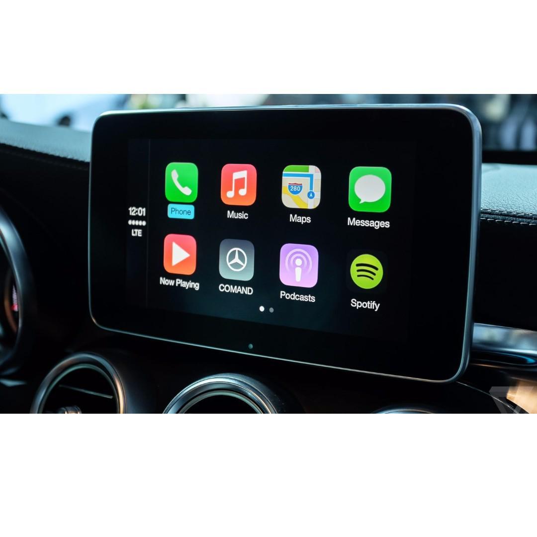 Mercedes Benz Carplay Retrofit, Car Accessories, Accessories