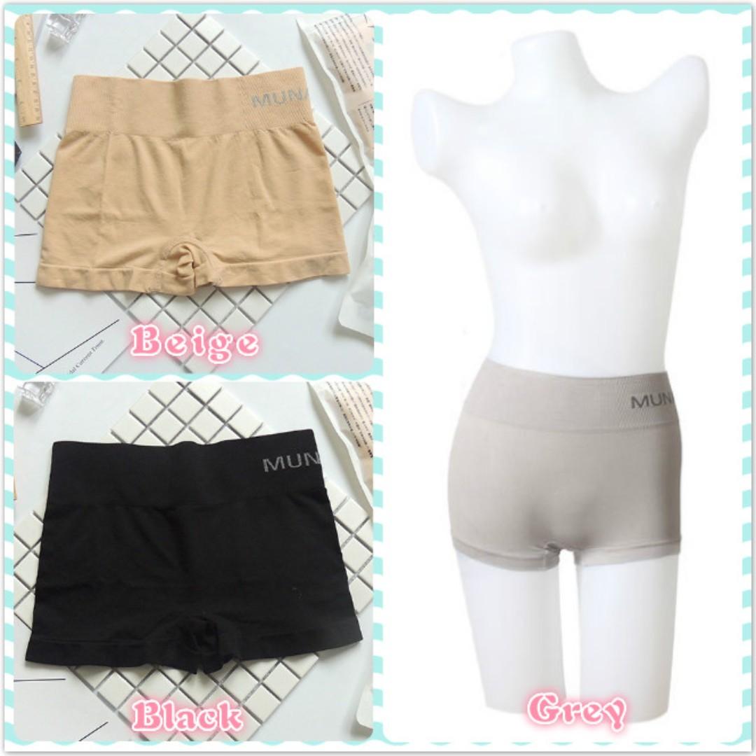 4249c3b6dcf9 Muimiui Woman Japan MUNAFIE Body Shape Shorts Pant Slimming Panties ...